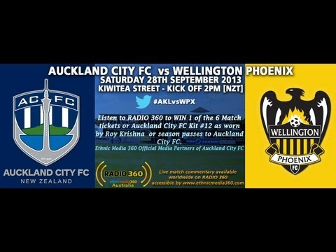 Auckland City Football Club collaboration with Ethnic Media 360 Pty Ltd as Media Partners