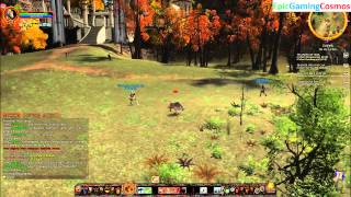 The Warg Stalker VS Coldfells Scouts In The Ettenmoors on The Brandywine Server In The LOTRO