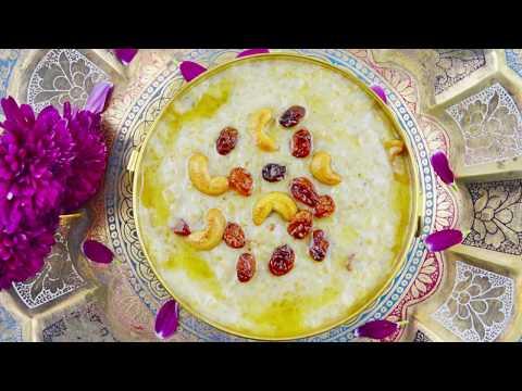 Wheat Payasam (Wheatberry Pudding)