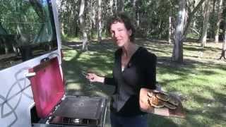 Rv Cooking Show Australia: Ballarat Tour & Damper Flatbread
