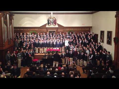The Roxbury Latin School - The Founder's Song