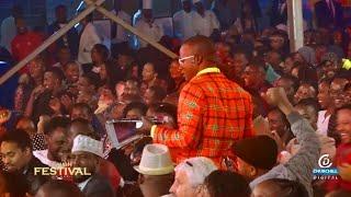 Teacher Mpamire Live at Laugh Festival #NAIROBI