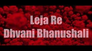 Leja Leja | Bridal Choreography | Dhvani Bhanushali | Sandhya Series | Jungle Studios