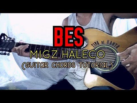 BES - Migz Haleco ( Easy Guitar Tutorial )