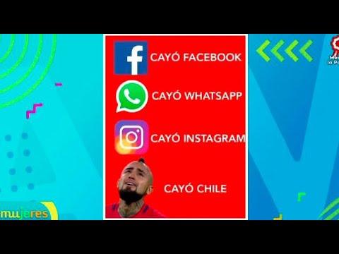 Mira los más divertidos memes que dejó la goleada de Perú sobre Chile - Mujeres al mando