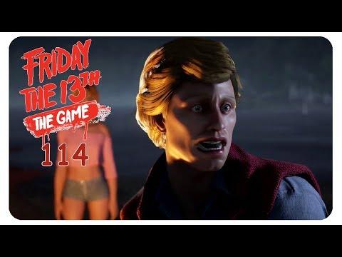 Superwoman kommt zur Rettung!....#114 Friday the 13th: The Game [deutsch] - Gameplay Together