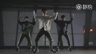[Weibo] Thành viên Zaha Club dance cover NOTHING TO LOSE-JACKSON YEE