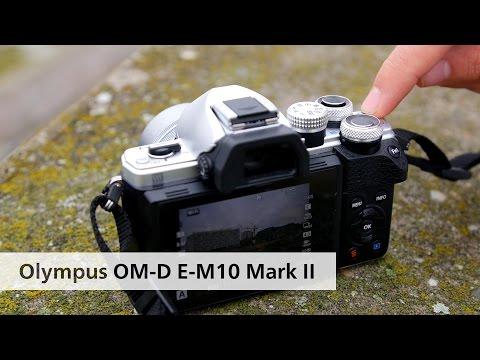 Olympus OM-D E-M10 Mark II | Edle Einsteiger-DSLM im Test [Deutsch]
