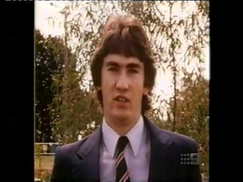 Eddie McGuire  Aged 17 Channel Ten