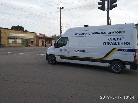 Поліція Луганщини: 18.05.2019_У м. Старобільськ поліція встановлює обставини підриву чоловіком гранати