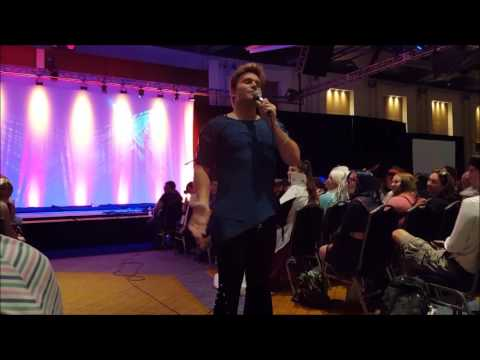 A-Kon28 2017: Vic Mignogna Q&A Panel