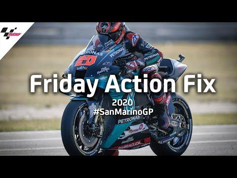 Friday Action Fix | 2020 #SanMarinoGP