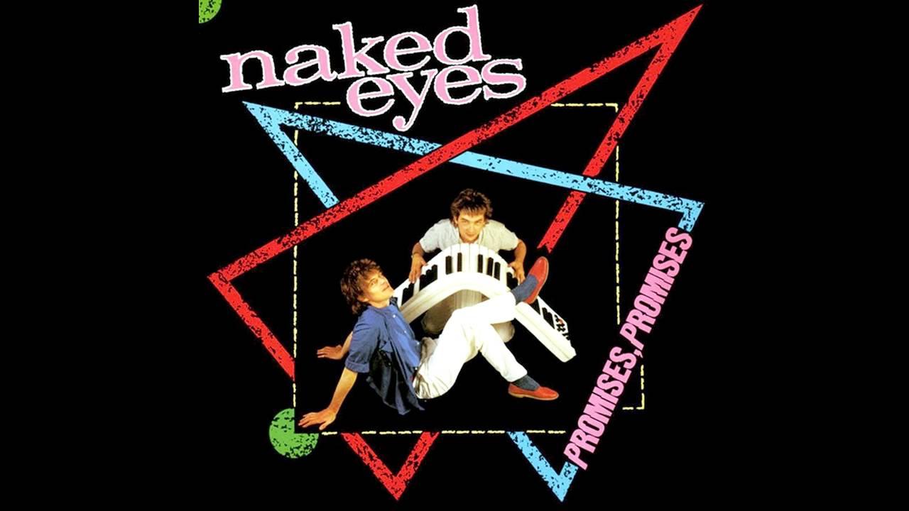 Singing Promises Promises by Naked Eyes, 11-2-19 - YouTube