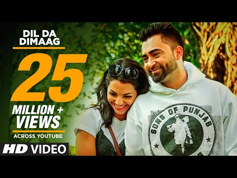 Sharry Maan: Dil Da Dimaag (Full Video) Latest Punjabi Songs 2016 | Nick Dhammu | T-Series