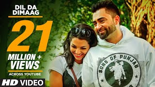 """Sharry Mann"": Dil Da Dimaag  Latest Punjabi Songs 2016 