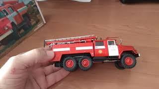 Пожежний Зіл 131 АЦ - 40