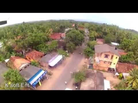Dji phantom video beauty of sri lanka matara