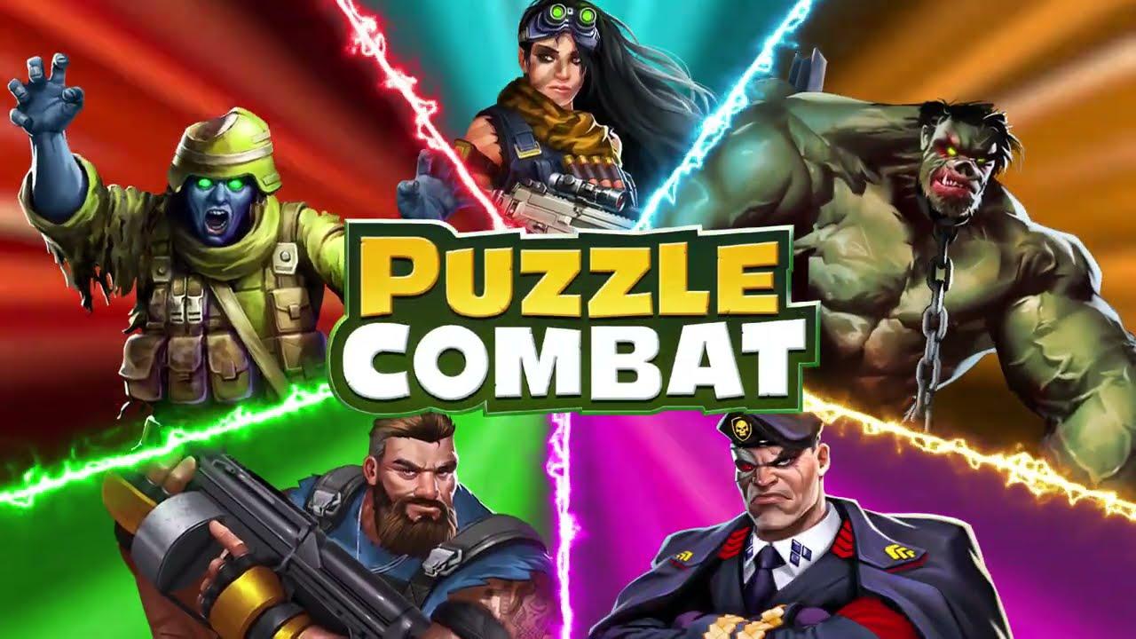 Puzzle Combat Trailer March 2021