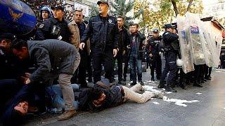 تركيا: انتقادات دولية للتوقيفات التي طالت أعضاء حزب الشعوب الديمقراطي - world