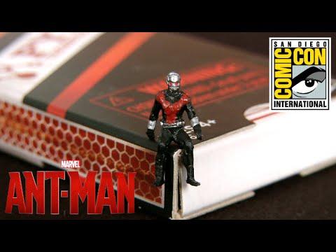 Marvels Ant Man 075 Mini Action Figure Comic Con Ant