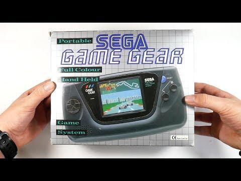 Unboxing Sega Game Gear