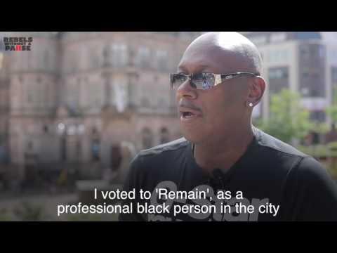 Brexit: British public respond to EU referendum results | RWAP