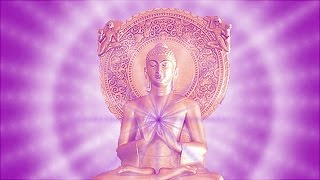 The Buddha of the Violet Light Raises the Frequency of Our Earth