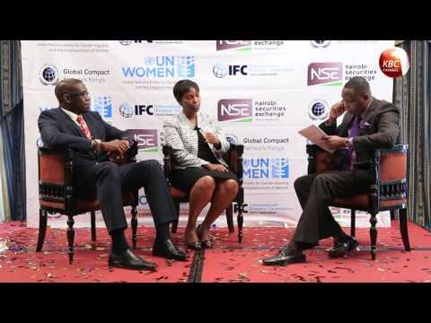 #TradingBell: Gender Inclusivity in Corporate Kenya