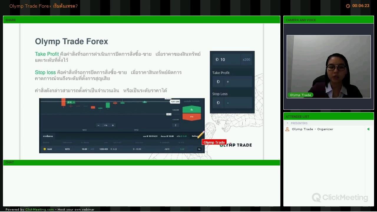 Olymp trade forex