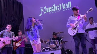 THIS BAND performs Kahit Ayaw Mo Na (Live at The Music Hall)