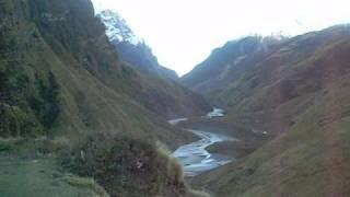 pleasure of unescorted trek to milam glacier india