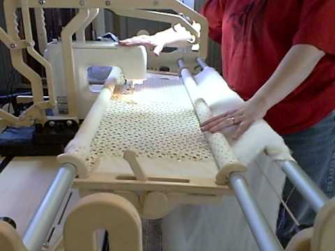 grace frame machine quilting