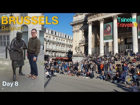 Europe Solo Travel Day 8 of 30 - Brussels, Belgium