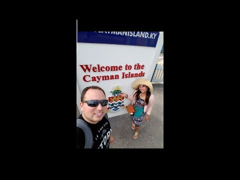 Cayman island adventure 🌎🏖🏝🐢✈