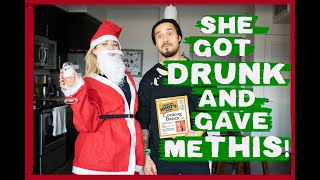 Santas Drunk on Christmas [feat the return of Skyler Joy]
