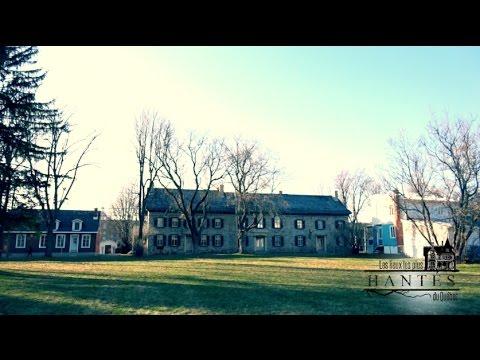 Les lieux les plus hantés - Vieux Palais de Justice de L'Assomption