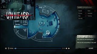 + Unheard + Gameplay + Great Detective Puzzle Game +