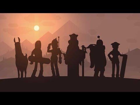 Altos adventure - last character Tupa.unlocked!|||Alto's ...