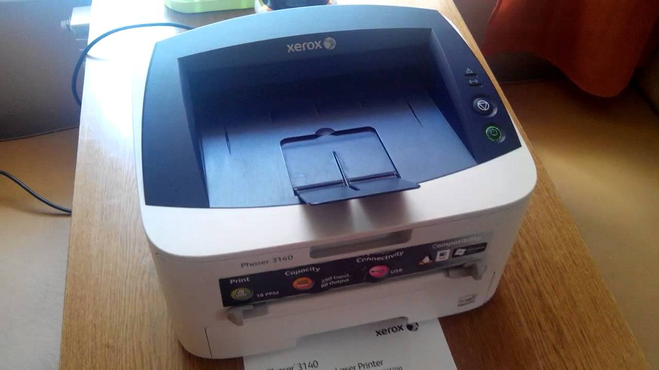 Скачать драйвер принтера phaser 3140