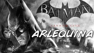 Gameplay - Batman Arkham City: Arlequina