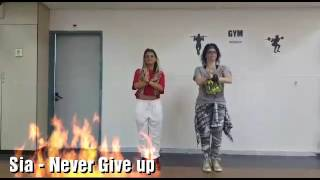 Zumba Fitness® with Dorit Shekef - Sia - Never Give up