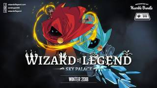 Humble Bundle Presents: Wizard of Legend - Sky Palace Announce Trailer