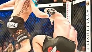 Robert Burneika -cała walka MMA 2017 Video