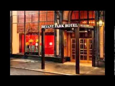 Cellar Bar New Years Eve inside Bryant Park Hotel & Cellar Bar New Years Eve inside Bryant Park Hotel - YouTube
