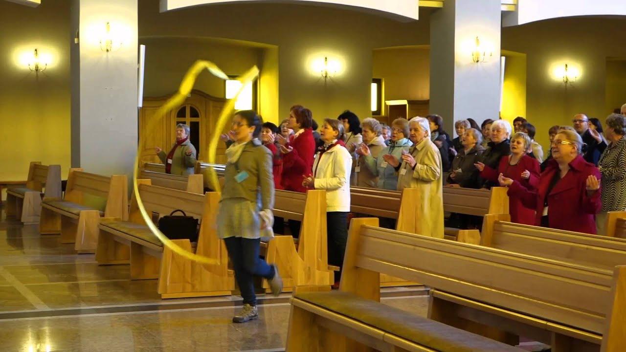 Seminarium Odnowy W Duchu świętym Kielce 10 05 2014 Youtube