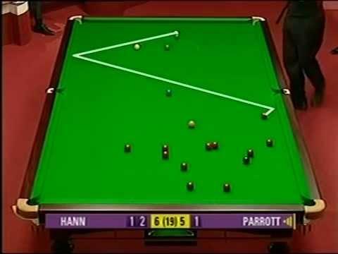 John Parrott: Snooker Hit and Hope Shots