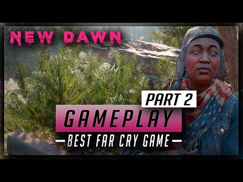 Far Cry New Dawn Gameplay (PART 2) Buzz Kill Mission - Getting Reacquainted with Grace Armstrong thumbnail