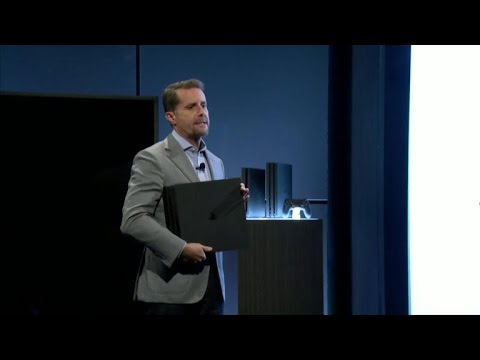 Sony unveils PlayStation 4 Pro (CNET News)