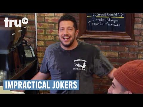 Impractical Jokers  Sal vs. Gary Busey  truTV