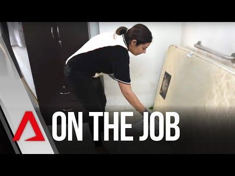On The Job: Pest Control